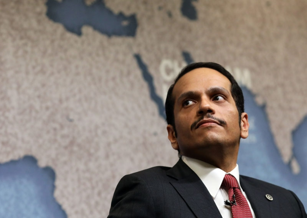 Qatari foreign minister Mohammed bin Abdulrahman al-Thani takes stock of support in Africa.