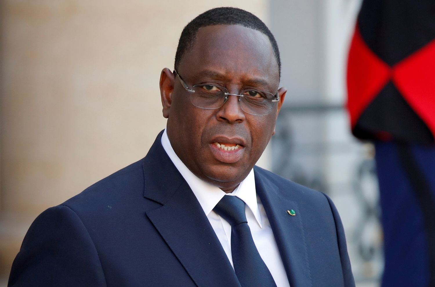 Senegalese President Macky Sall's entourage has split into rival factions.