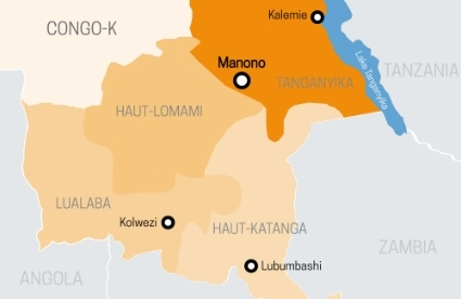 The city of Manono represents a strategic challenge for lithium exploration.