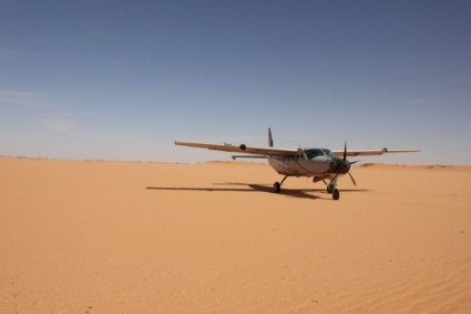 RJM Aviation, headed by Thierry Miallier, is a key operator in N'Djamena