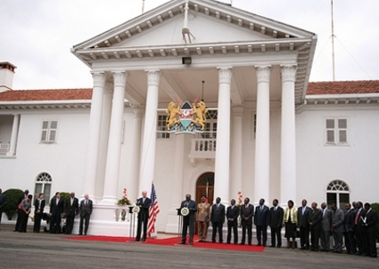 Kenya : At the starting-blocks for the 2012 elections