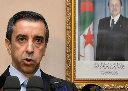 Ali Haddad, the Bouteflika clan's businessman