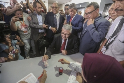 Abdelkrim Zbidi submitted his candidacy to the 2019 Tunisian presidential election on August 7.