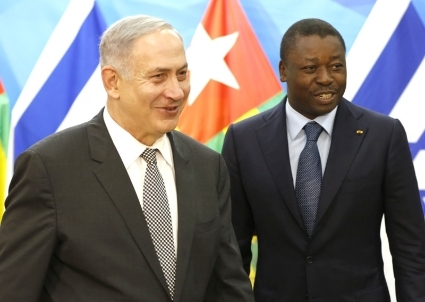 Faure Gnassingbe and Benjamin Netanyahu will attend at Israel/Africa summit on october.