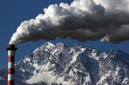 The Tamoil refinery in Collombey, Switzerland