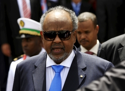 Ismail Omar Guelleh, President of Djibouti