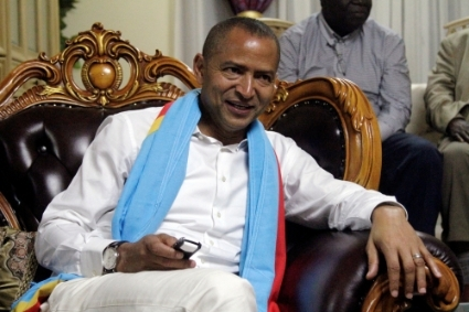 Moïse Katumbi, former governor of Katanga, is positioning himself for the next presidential election