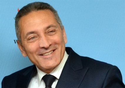 Moroccan industry and trade minister Moulay Hafid Elalamy.