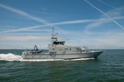 OCEA has won a contract from the Algerian Naval Forces for 10 or so FPB-98 patrol boats.