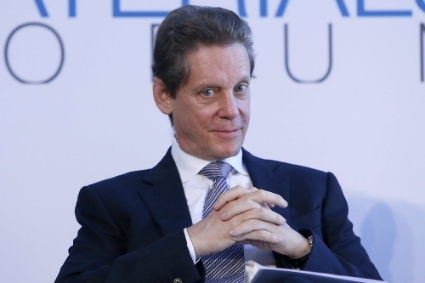 The Canadian mining magnate Robert Friedland.