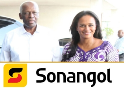 Sonangol and Dos Santos family
