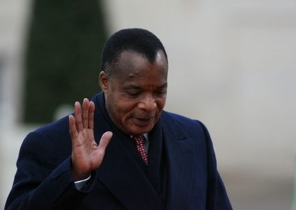 Congo-B Denis Sassou Nguesso is in a very precarious economic position.