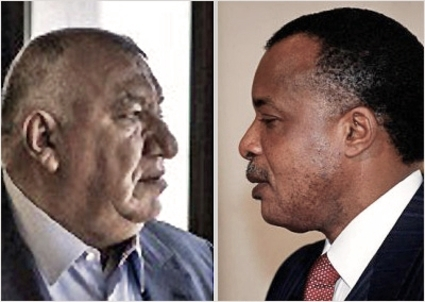 Mohsen Hojeij, a man who frightens president Sassou Nguesso
