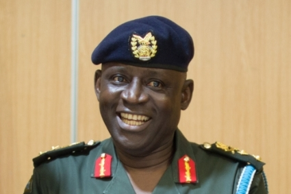 Chief of staff of the Ghana Armed Forces Obed Boama Akwa.