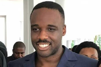Omar Denis Jr Bongo, son of Omar Bongo Ondimba and his last wife Edith-Lucie Bongo.