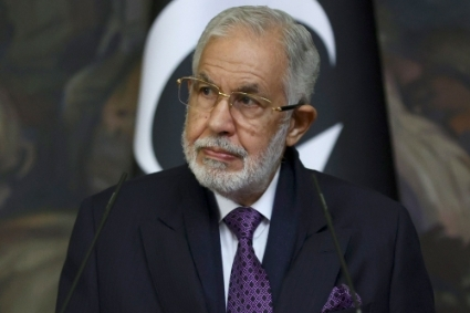 Mohamed Taher Siala, Minister of Foreign Affairs of Libya in the Government of National Accord.