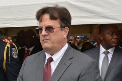 David Gressly was number two at MONUSCO since 2015.