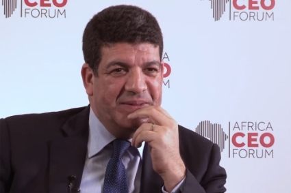 Mustapha Bakkoury, CEO of Masen.