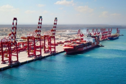 Doraleh Container Terminal (DCT), in which DP World has a 33.34% stake.