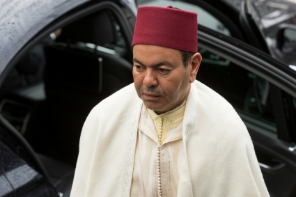 Morocco's Prince Moulay Rachid.