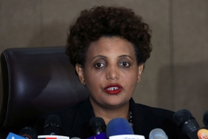 Birtukan Mideksa, the chair of the National Electoral Board of Ethiopia, is in charge of organising the country's general election on 5 June.
