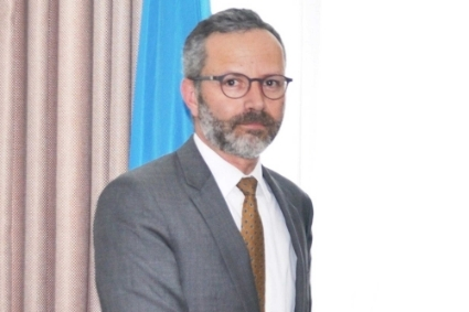 Rémy Maréchaux, head of the French foreign ministry's Africa and Indian Ocean section.