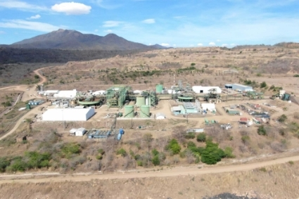 Kayelekera's Uranium mine in Malawi, own by the Australian company Lotus Resources.