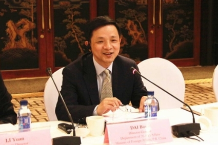 Dai Bing, the Africa director of the Chinese Ministry of Foreign Affairs in Beijing.