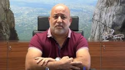 Luis Nuner, founder of contruction firm Omatapalo and Huila governor.
