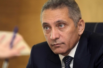 Morocco's Industry Minister Moulay Hafid Elalamy.
