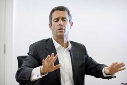 Beny Steinmetz, CEO of Beny Steinmetz Group Resources