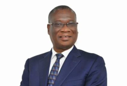 Kofi Koduah Sarpong, CEO of Ghana National Petroleum Corporation.