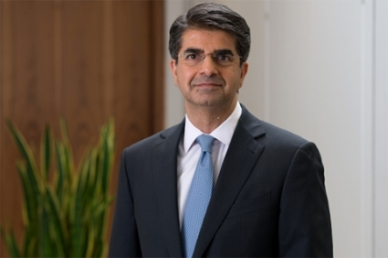 New CEO of Tullow Oil Rahul Dhir.