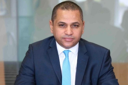 Ali Mahmoud Hassan, president of the Libyan Investment Authority.