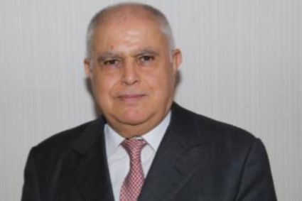 The Energy Minister Abdelmadjid Attar.