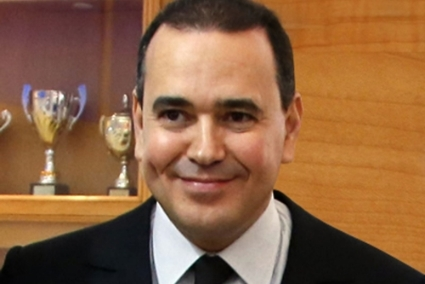 The private secretary of King Mohammed VI, Mounir el-Majidi.