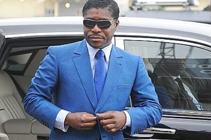 Teodorin Obiang Nguema has already been designated by the Obiang family to succeed his father as the country's president.