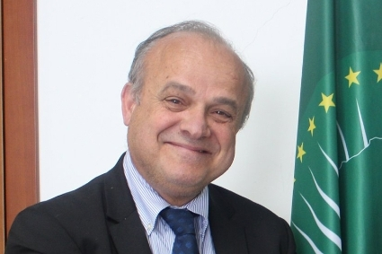 Jean-Christophe Belliard, French candiate for the head of UNITAMS, the UN mission to help Sudan with its political transition.
