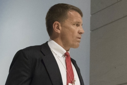 Erik Prince (Frontier Services Group).