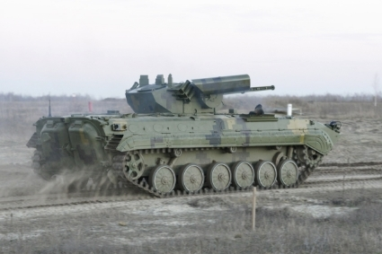 BNP-1 infantry vehicle.