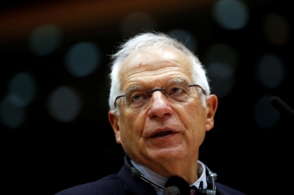 EU foreign policy chief Josep Borrell.