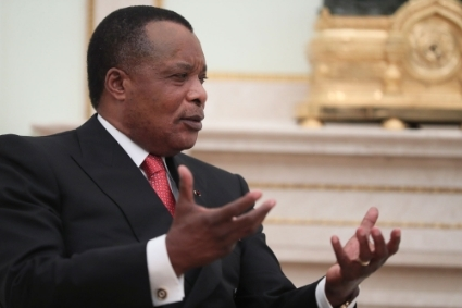 The Congolese president Denis Sassou Nguesso is seeking to involve himself in various other political crises on the continent.