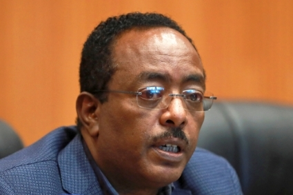 Redwan Hussein was appointed as the spokesman for the Ethiopian army's intervention force in Tigray in early November