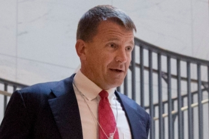 Erik Prince, head of Frontier Services Group.