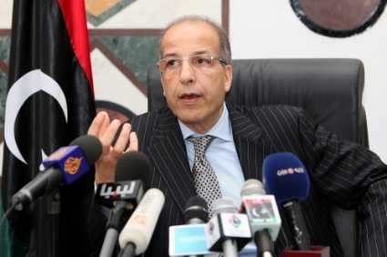The governor of the Libyan Central Bank Al Seddik Omar Al Kabir, has remained in office sincehis term expired in 2014.