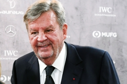 South African businessman Johann Rupert.