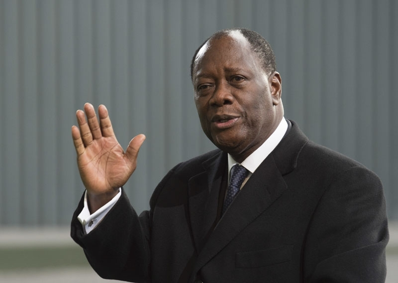 Alassane Ouattara has reshuffled his governement on July 19.