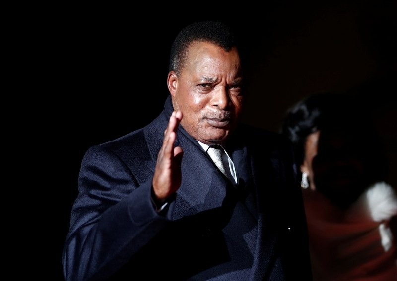 Denis Sassou Nguesso hopes to reach an accord with the IMF that can keep his chance for reelection.