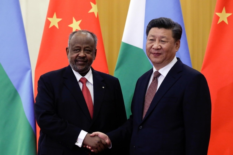Xi Jinping's China has persuaded Ismail Omar Guelleh to favour the Beijing financed DIFTZ.