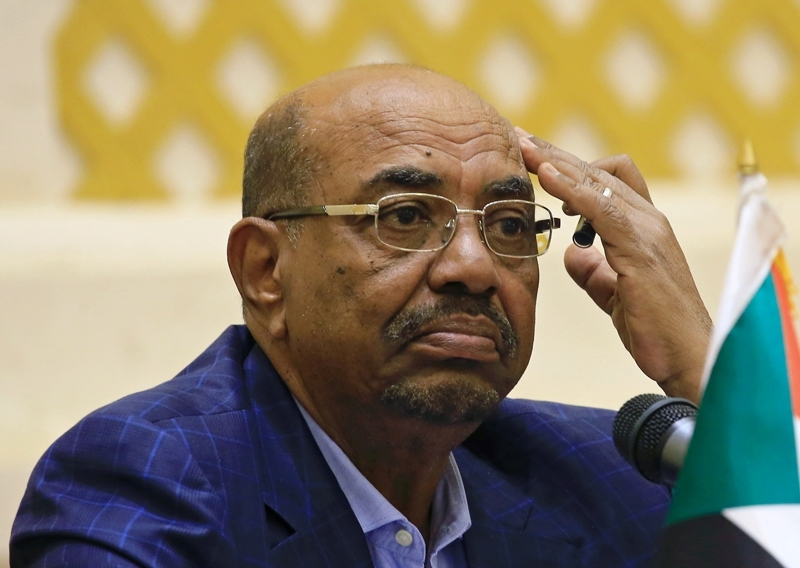 Sudanese President Omar al-Bashir is sharing intelligence with the US to be re-elected.